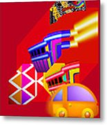 Every Thing You Do Metal Print by Charles Stuart