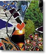 Everyone Love's Their Nature Metal Print by Kenneth James