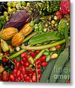 Exotic Fruits Metal Print by Carey Chen