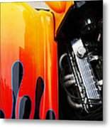 Extreme Muscle Metal Print by Steven Milner