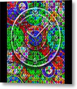 Faces Of Time 3 Metal Print by Mike McGlothlen