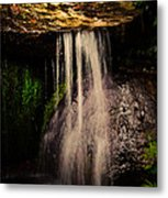 Fairy Falls Metal Print by Loriental Photography
