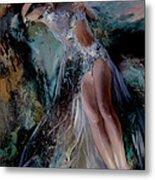 Fairy Metal Print by Nelya Shenklyarska