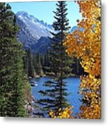 Fall At Bear Lake Metal Print by Tranquil Light  Photography