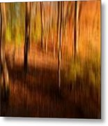 Fall Divine Metal Print by Lourry Legarde
