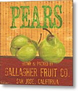 Farm Fresh Fruit 1 Metal Print by Debbie DeWitt