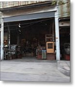 Fast Paced City Life - Bangkok Thailand - 01131 Metal Print by DC Photographer