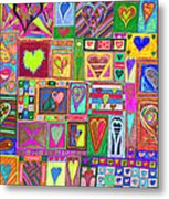 find U'r love found v6 Metal Print by Kenneth James