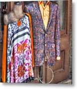 Finery For Sale Metal Print by Brenda Bryant