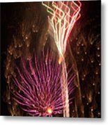 Fireworks Metal Print by Aimee L Maher Photography and Art Visit ALMGallerydotcom