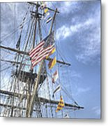 Flagship Niagara Metal Print by David Bearden