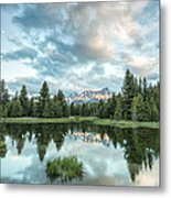 Flash Of Light Metal Print by Jon Glaser