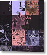 Florus Pokus 02e Metal Print by Variance Collections