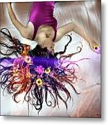Flower Fire Dream Metal Print by Andrew Nourse