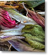 Flowers Metal Print by Bob Orsillo