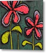 Flowers For Sydney Metal Print by Shawn Marlow
