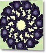 Flowers Of Algebra Metal Print by Michael Jordan