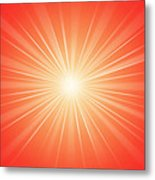 Focus For Meditation 2 Metal Print by Philip Ralley