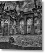 Fonthill Castle  Metal Print by Susan Candelario