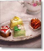 Food - Sweet - Cake - Grandma's Treats  Metal Print by Mike Savad