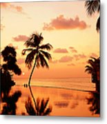 For You. Dream Comes True II. Maldives Metal Print by Jenny Rainbow