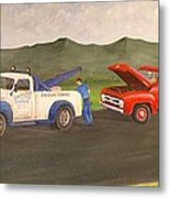 Ford Owner's Nightmare Metal Print by Tom Rose