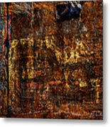 Foundation Six Metal Print by Bob Orsillo