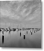 Foundations Metal Print by Tin Lung Chao