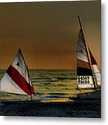 Free Spirits Metal Print by William Griffin