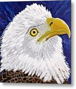 Freedom's Hope Metal Print by Vicki Maheu