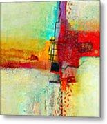 Fresh Paint #2 Metal Print by Jane Davies