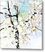 Fresh Pick No.394 Metal Print by Sumiyo Toribe