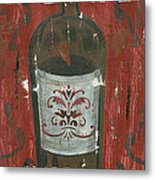 Friendships Like Wine Metal Print by Debbie DeWitt