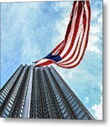 From A Different Perspective Metal Print by Rene Triay Photography