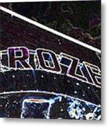 Frozen 2 Metal Print by Minnie Lippiatt