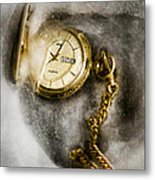 Frozen In Time Metal Print by Peter Chilelli