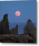 Full Moon Rising Metal Print by Brian Grzelewski