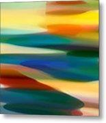 Fury Seascape 5 Metal Print by Amy Vangsgard