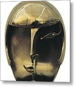 Gargallopablo 1881-1934. Kiki Metal Print by Everett