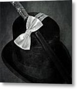 Gentleman Metal Print by Joana Kruse