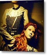 German Mannequins Metal Print by Halifax Photography John Malone