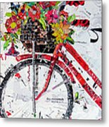 Get Your Spring Fix Metal Print by Suzy Pal Powell