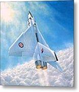 Ghost Flight Rl206 Metal Print by Michael Swanson