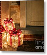 Gift Of Lights Metal Print by Olivier Le Queinec