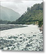 Glacial River Metal Print by MotHaiBaPhoto Prints