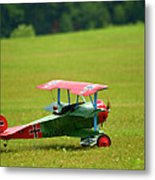 Going Up Metal Print by Thomas Young