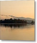 Golden Hours Metal Print by Skip Willits