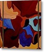 Goliad - Orig Sold Metal Print by Paul Anderson
