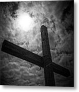 Good Friday Metal Print by Caitlyn  Grasso