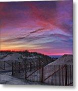 Good Night Cape Cod Metal Print by Susan Candelario